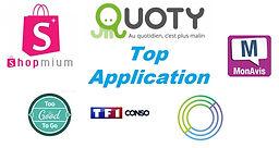 top application remboursement
