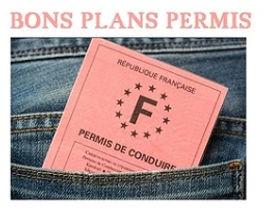 bons plans permis