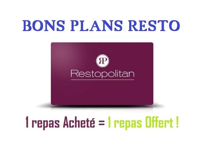 Bons plans Resto