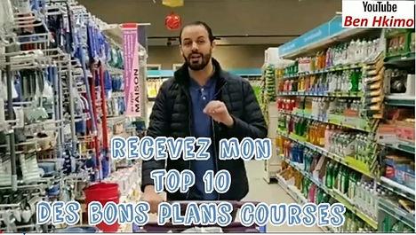 top 10 bons plans courses, courses gratuites, ben hkimo courses