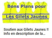 Gilets jaunes, RIC , Macron