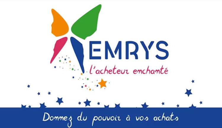 Présentation d'EMRYS la carte