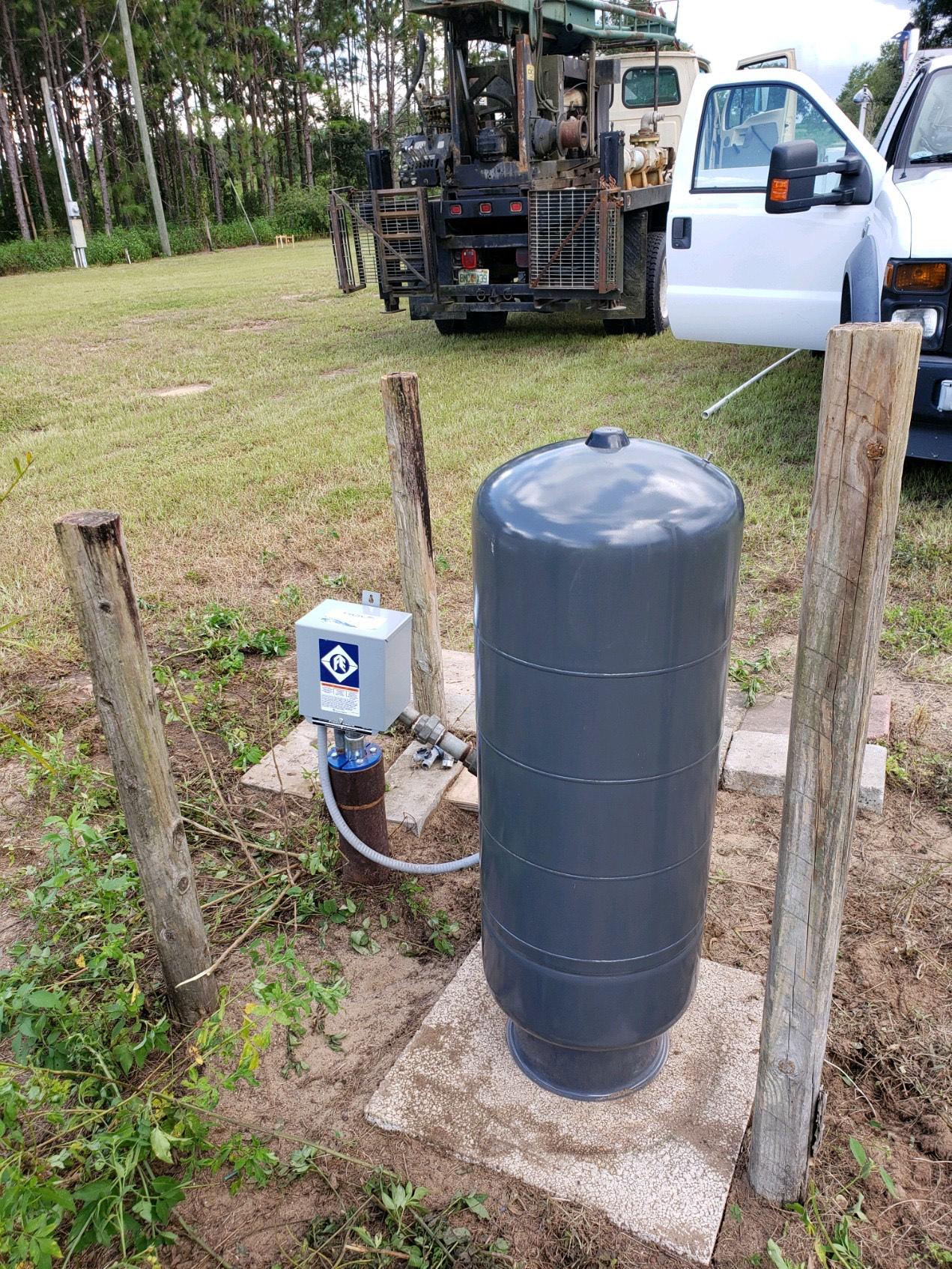 pump service call dade city