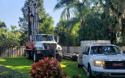 dunellon well - rig set up updated 1