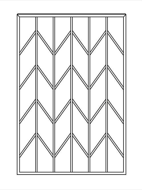Сварная решетка арт 010.