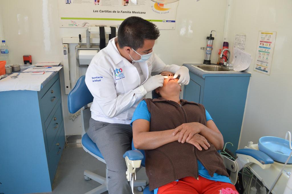 Consultas odontológicas