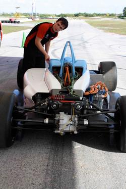 Prototipo Auto Fórmula Eléctrica