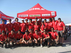 Equipo Chile, ISDE 2010