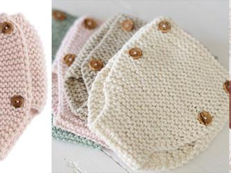 Un joli Bloomer pour les fesses de bébé !