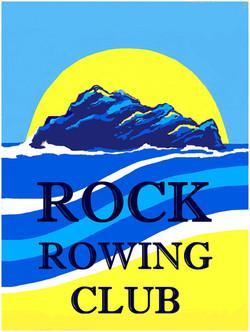 Rock Rowing Club Badge 2016 background f