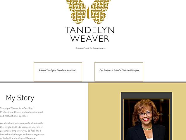 Coach Tandelyn Weaver