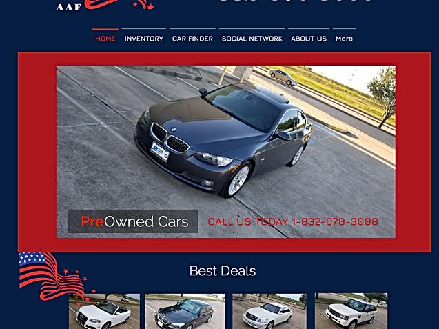 Americas Auto Sales