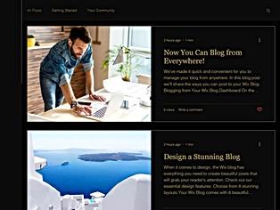 Steve's Blog