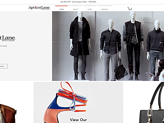 Apricot Clothing Store Franchise