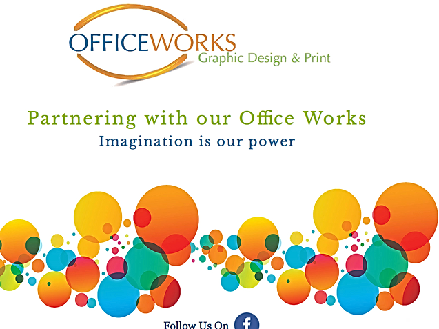 Office Works, Print shop