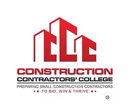 Construction Contractors College - Logo