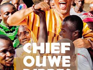 Chief Ouwe Dibbes; een boek dat je laat denken in mogelijkheden