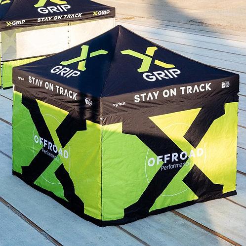 X-GRIP Zelt 3x3