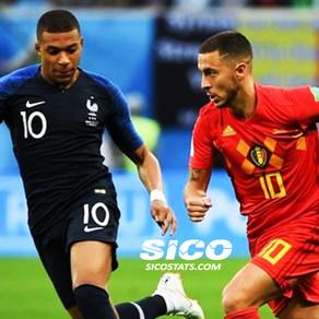 Francia 1-0 Bélgica (SF Rusia 2018)