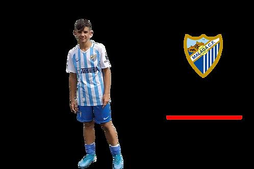 Samuel Roman - Málaga C.F.