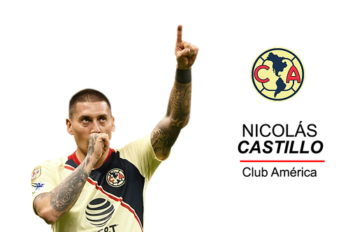 Nicolás Castillo - Club América
