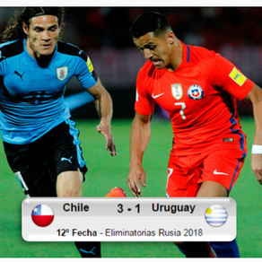 Chile 3-1 Uruguay