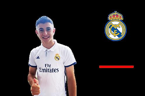 Antonio David Moreno - Real Madrid