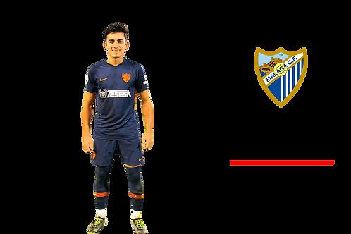 Dario Hidalgo - Málaga C.F.