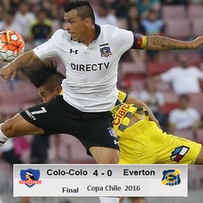 Colo Colo Campeón Copa Chile 2016