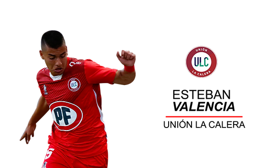 Esteban Valencia - Unión La Calera
