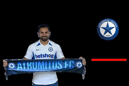 Bryan Rabello - Atromitos F.C.