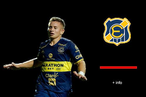 Benjamín Berríos - Everton