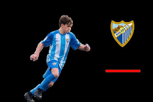 Rubén García - Málaga C.F.