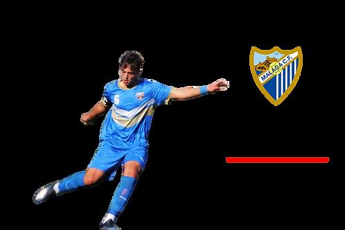 Iker Pérez - Malaga C.F.