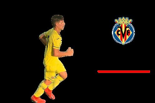Antonio Espigares - Villareal C.F.