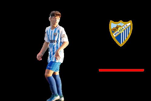 Gabriel Guerrero - Málaga C.F.