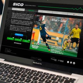 SICO, la plataforma que ofrece una nueva visión de las estadísticas del fútbol