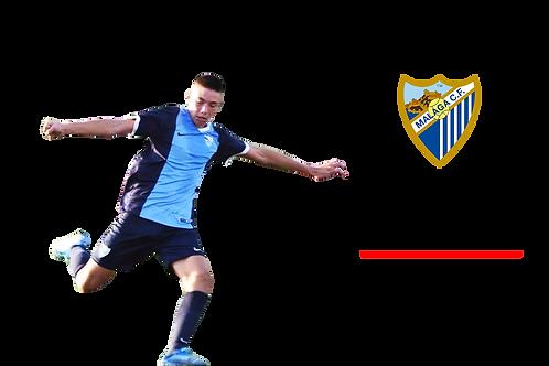 Pablo Castillo - Málaga C.F.