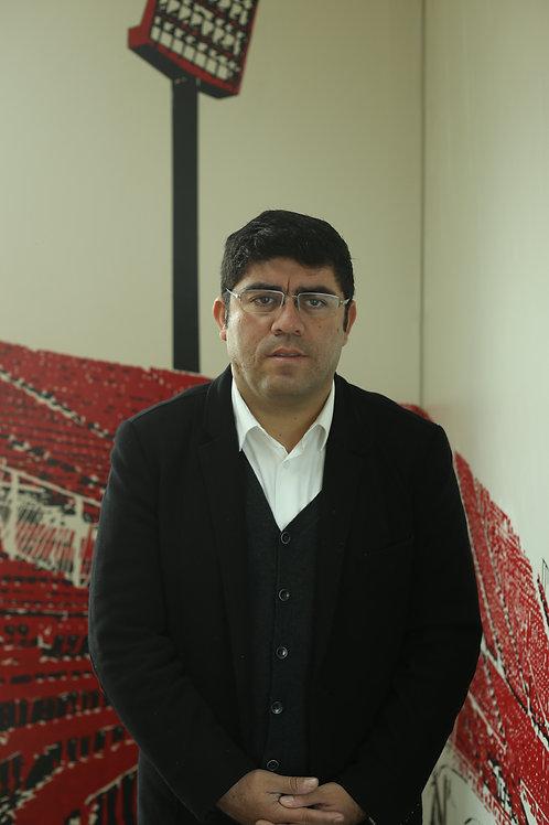 Claudio Valenzuela Barrera
