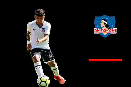 Bryan Soto - Colo Colo