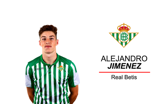 Alejandro Jimenez - Real Betis Balompié