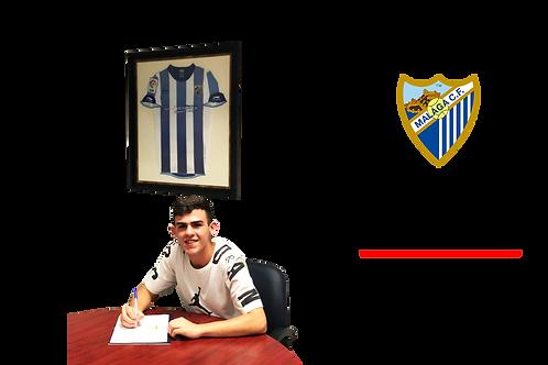 Alvaro Prieto - Malaga C.F.