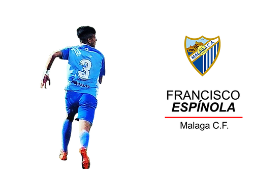 Francisco Espínola - Málaga C.F.