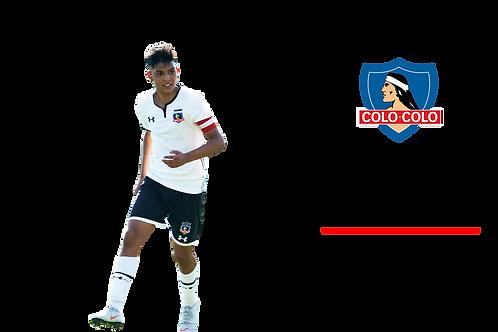 Daniel Gutiérrez - Colo Colo