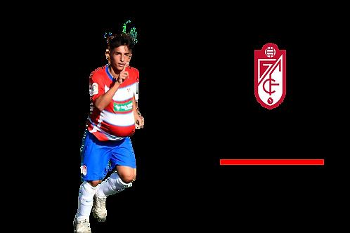 """Antonio Muñoz Arias """"Muñi"""" - Granada C.F."""