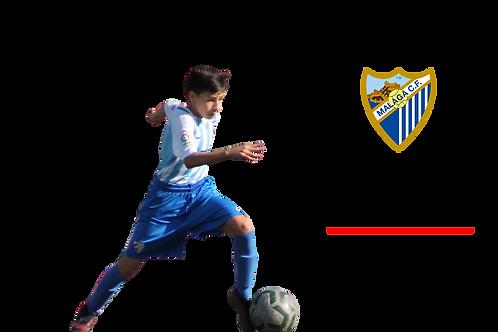 Moises Guzmán - Málaga C.F.