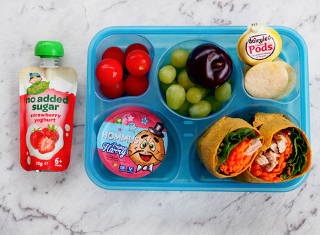 Let's talk lunchbox's
