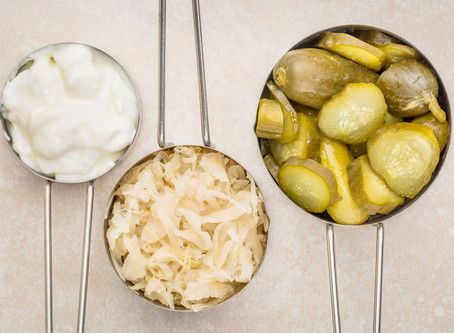 What are fermented foods and why should I give them a go?