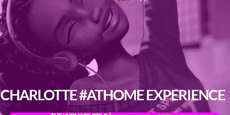 GWBT Charlotte #AtHome Experience 2020