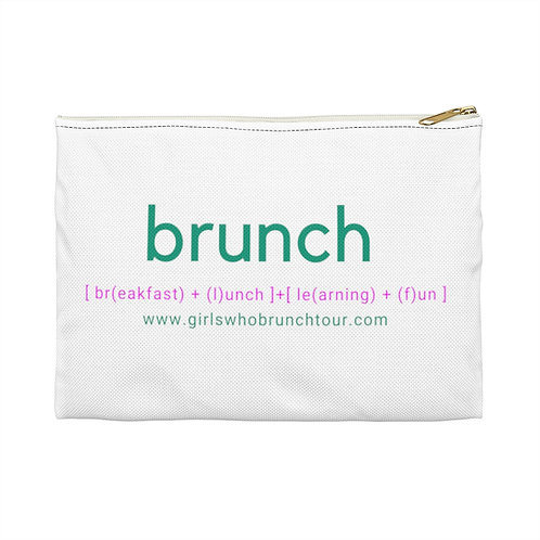 Brunch Accessory Pouch